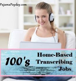 Transcription Home-Based Jobs