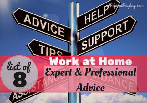 8 Expert Advice Jobs